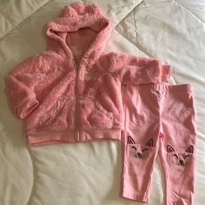 Juicy couture baby girl set 3-6m
